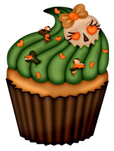 226x300 Pastry Clipart Halloween Cake