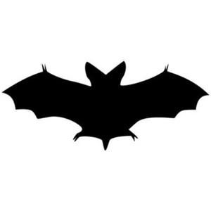 300x300 Halloween Bat Clip Art
