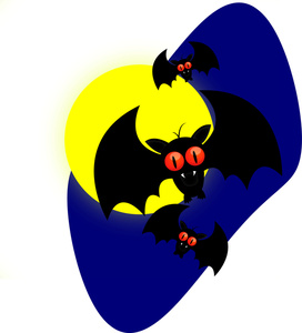 272x300 Free Free Vampire Bats Clip Art Image 0515 1008 2503 2035 Animal