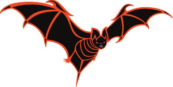600x303 Top 93 Bat Clipart