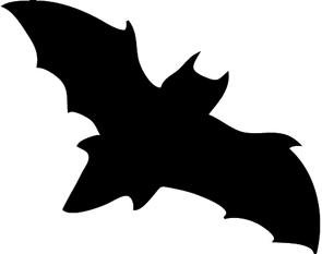 295x233 Bat Clipart Graphic