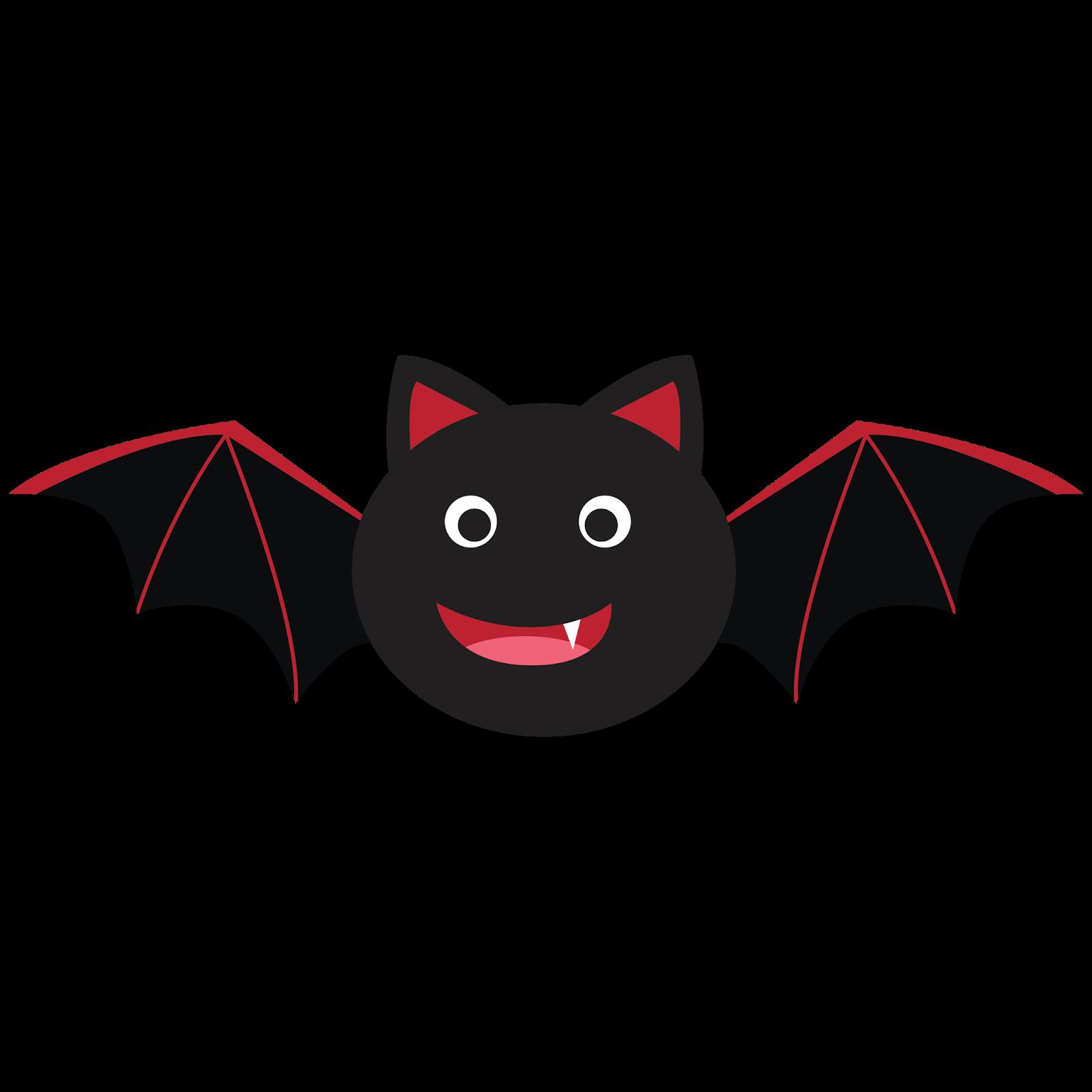 1600x1600 Fangs Clipart Cute Halloween Bat