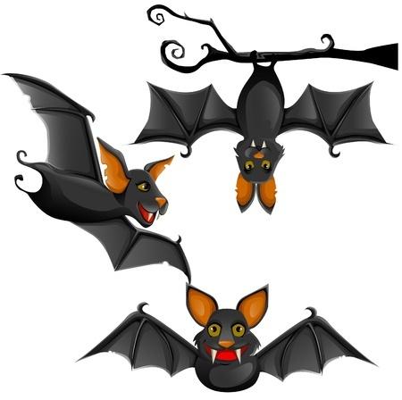 450x448 Funny Halloween Bats Halloween Amp Holidays Wizard