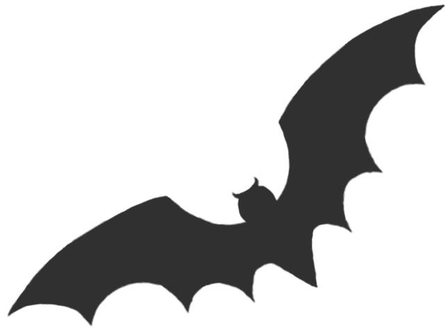 640x480 Bat Drawings For Halloween Fun For Christmas