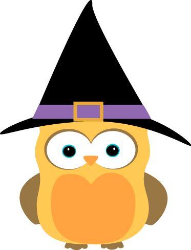 Halloween Bird Clipart