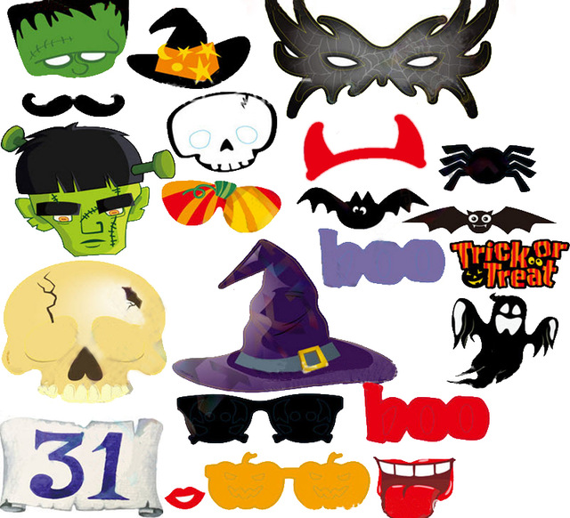 640x582 Horror Clipart Halloween Birthday