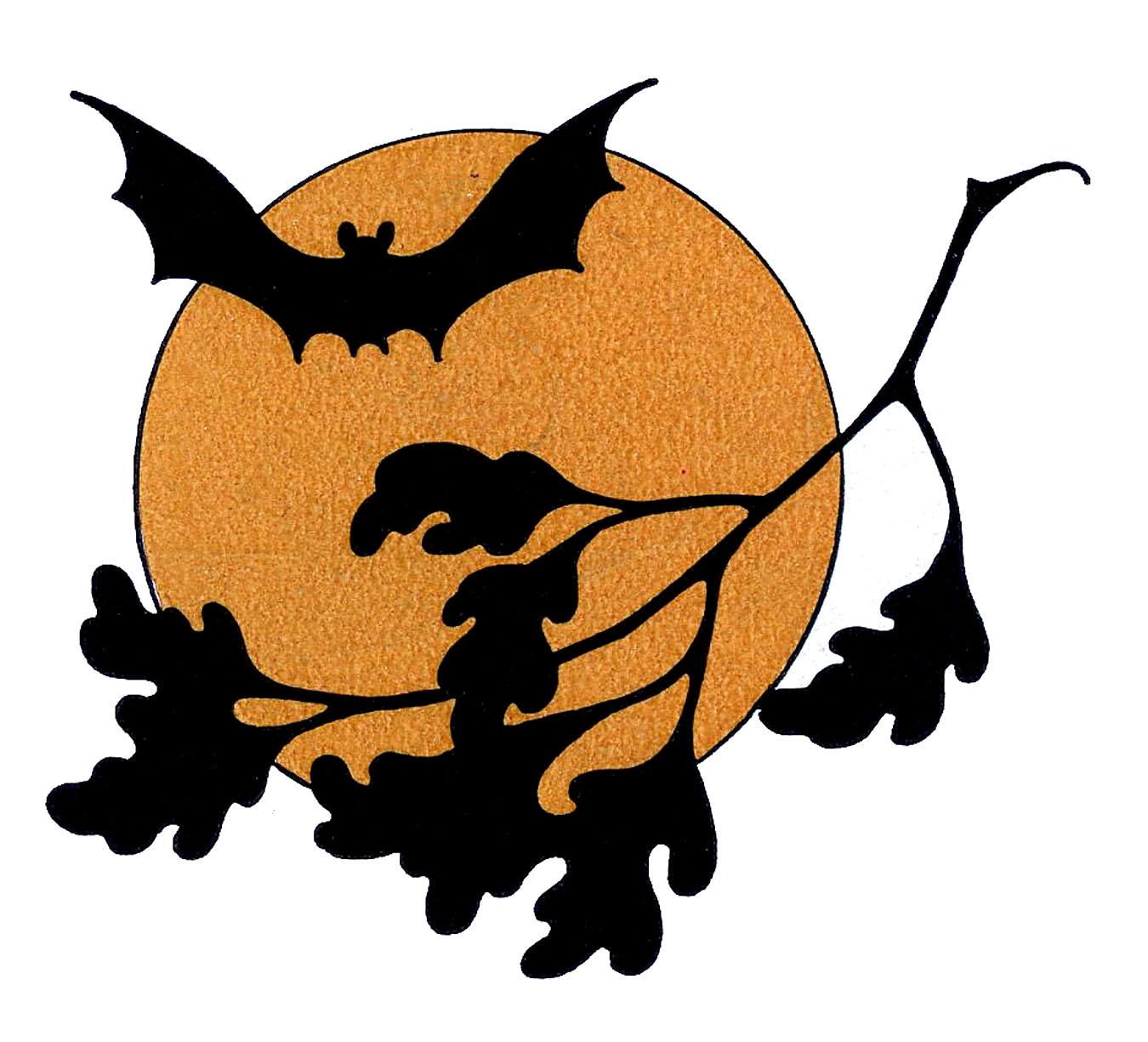 1350x1225 Vintage Halloween Clip Art