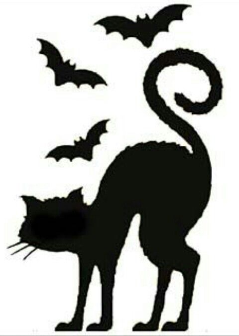 Halloween Black Cat Pictures | Free download on ClipArtMag