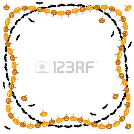 450x450 Halloween Border Designs Fun For Christmas