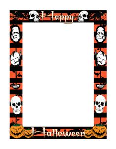 236x305 Halloween Frames And Borders Trick Or Treat