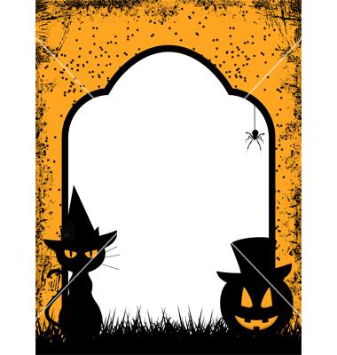 380x400 Halloween Borders Free