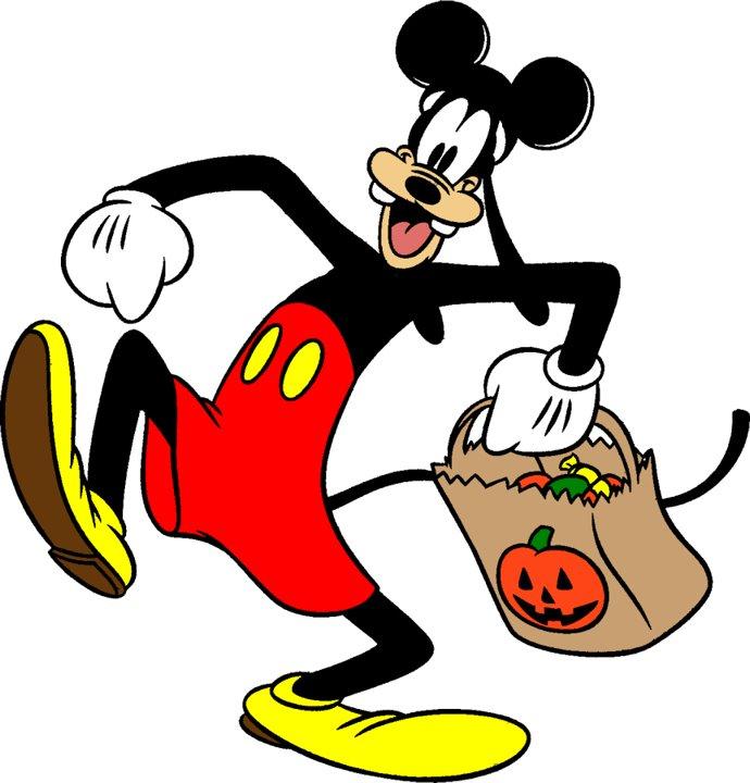 690x720 Disney Goofy Halloween Funny Disney Halloween Clipart Goofy