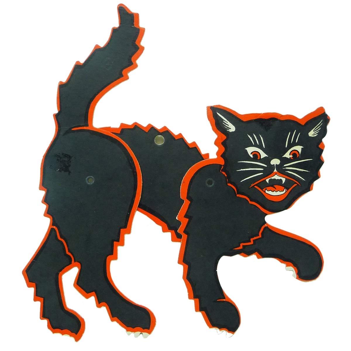 1200x1200 Vintage Halloween Cat Decorations Halloween Decoration
