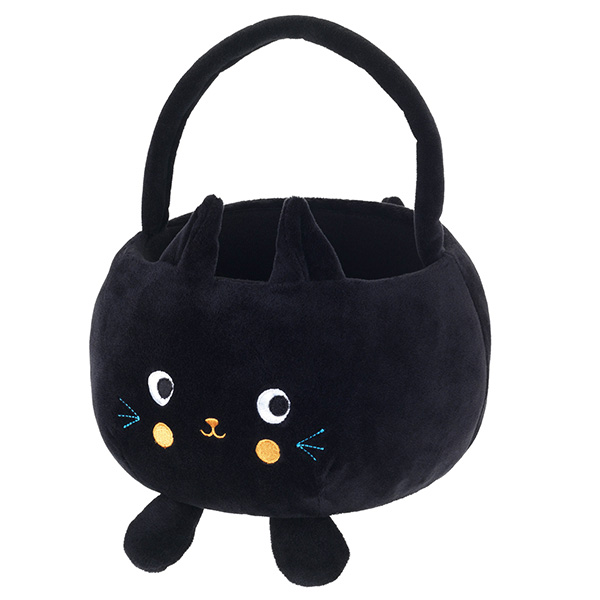 600x600 Sainsbury's Halloween Trick Or Treat Cat Basket Sainsbury'S