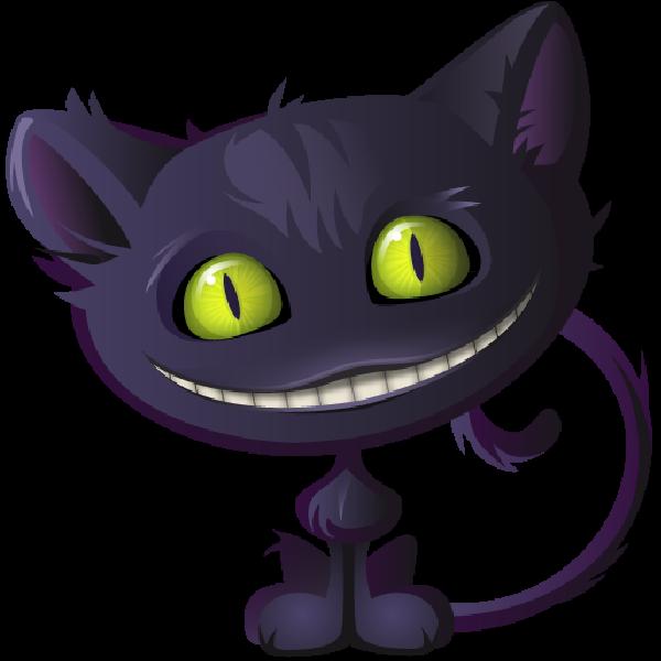 600x600 Black Cat