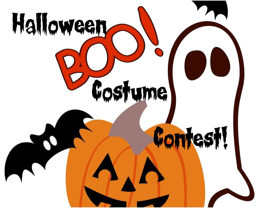1080x851 Halloween Costume Contest Clipart