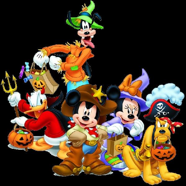 600x600 Disney Halloween Characters Image