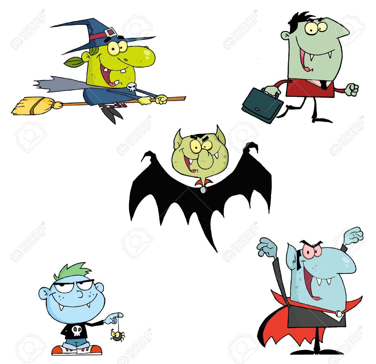1300x1258 Halloween Character Monster Clipart