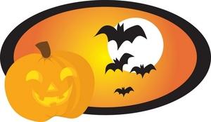 300x174 Halloween Graphics Free Clip Art
