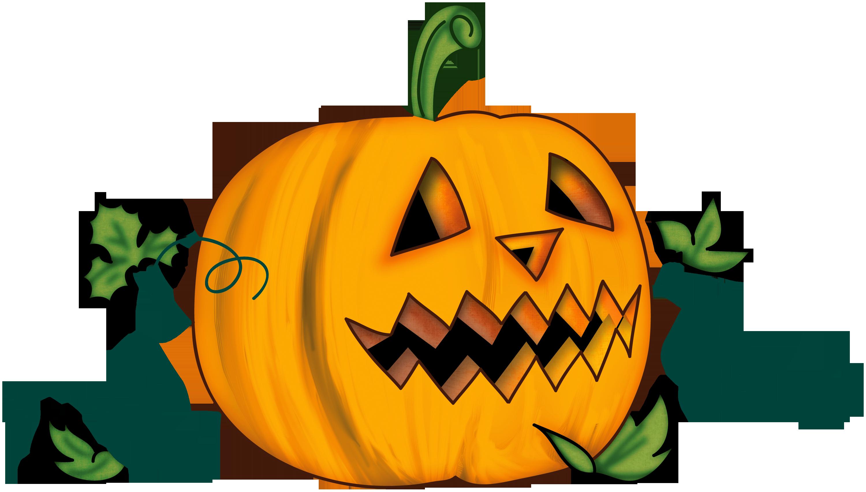 3000x1706 Free Pumpkin Clip Art