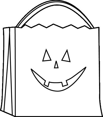 440x500 Halloween Clip Art