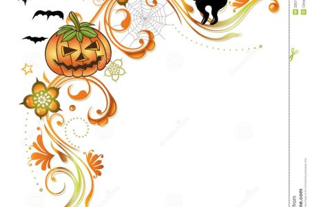 450x300 Halloween Borders Free Happy Halloween Border Clip Art, Halloween