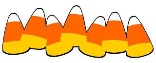 320x129 Candy Corn Halloween Clip Art Download Happy Halloween Cliparts
