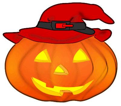 400x350 Halloween Pumpkin Clip Art Biezumd 3