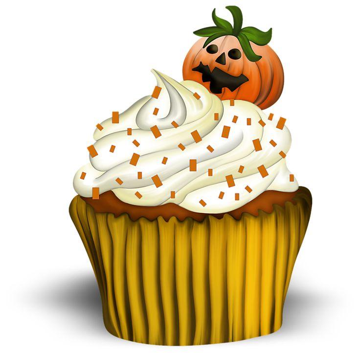 Halloween Cupcake Clipart Free Download Best Halloween