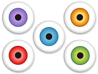 400x300 Eyeball Halloween Decorations Collection On Ebay!