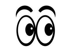 240x180 Clipart Eyes