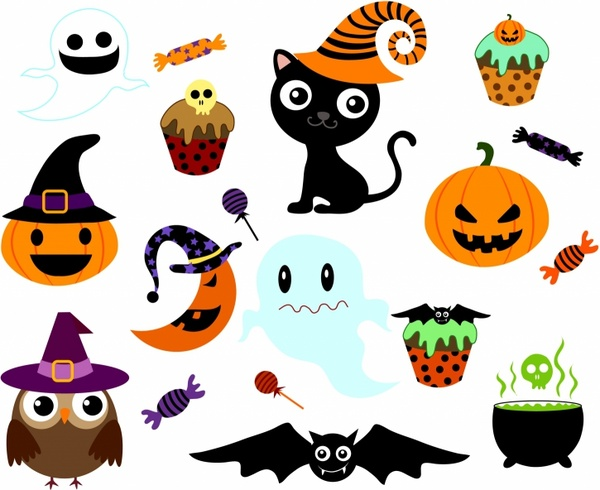600x490 Halloween Free Vector Download (872 Free Vector) For Commercial