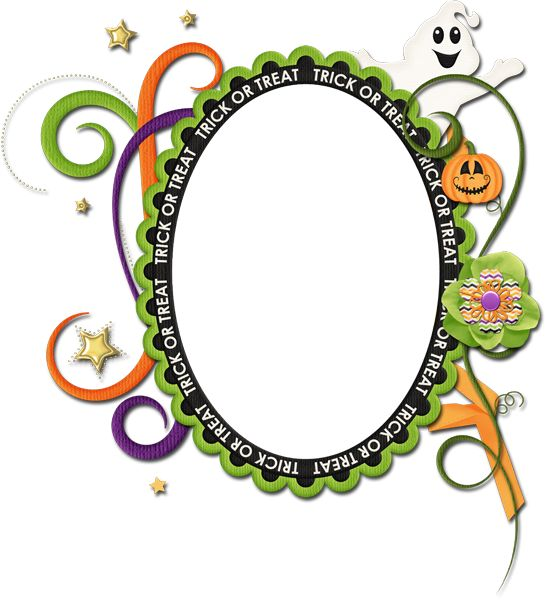 545x600 40 Best Halloween Amp Fall Frames Amp Borders Images