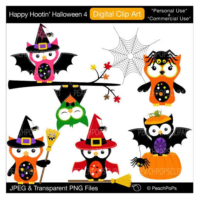 650x650 Spider Clipart Cute Halloween Character