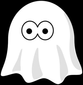 291x299 Ghost Clip Art