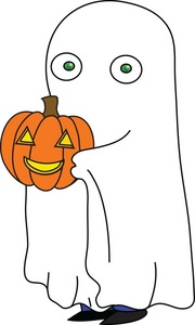 180x300 Ghost Clipart Image