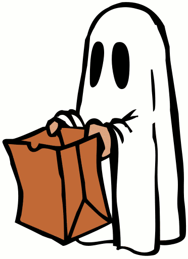 372x512 Free Ghost Clipart