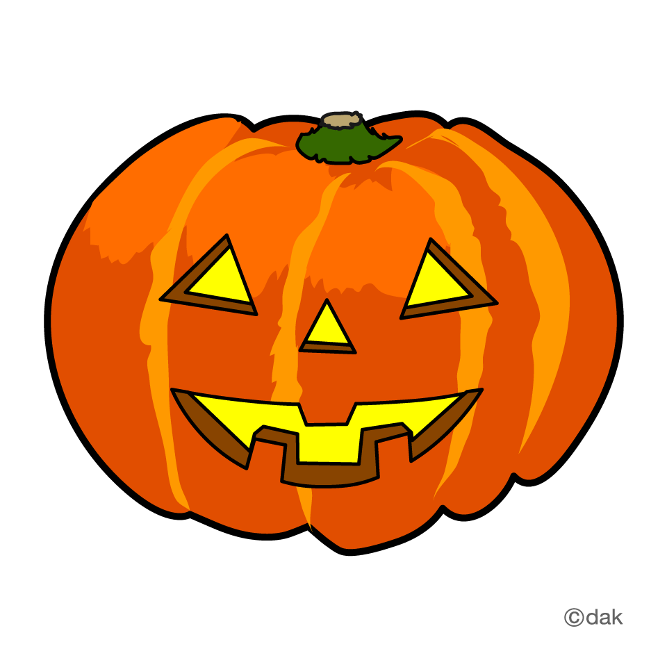 960x960 Halloween Pumpkin Clip Art
