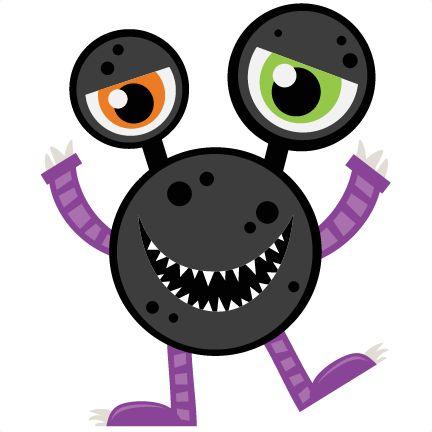 432x432 Halloween Monsters Clipart 12 Nice Clip Art