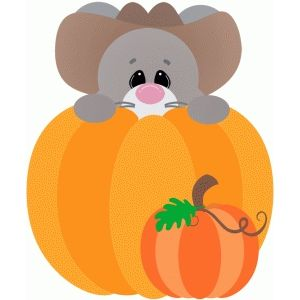Halloween Mouse Clipart