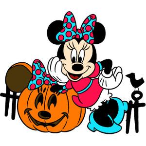 300x300 Halloween Disney Minnie Mouse