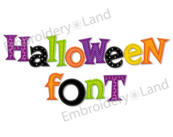 340x270 Ransom Alphabet Font Text Halloween Creepy Cut Out