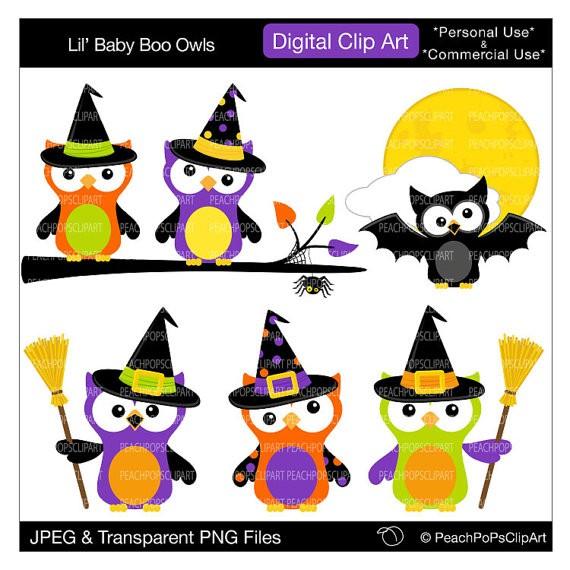 570x570 Neon Owl Clip Art