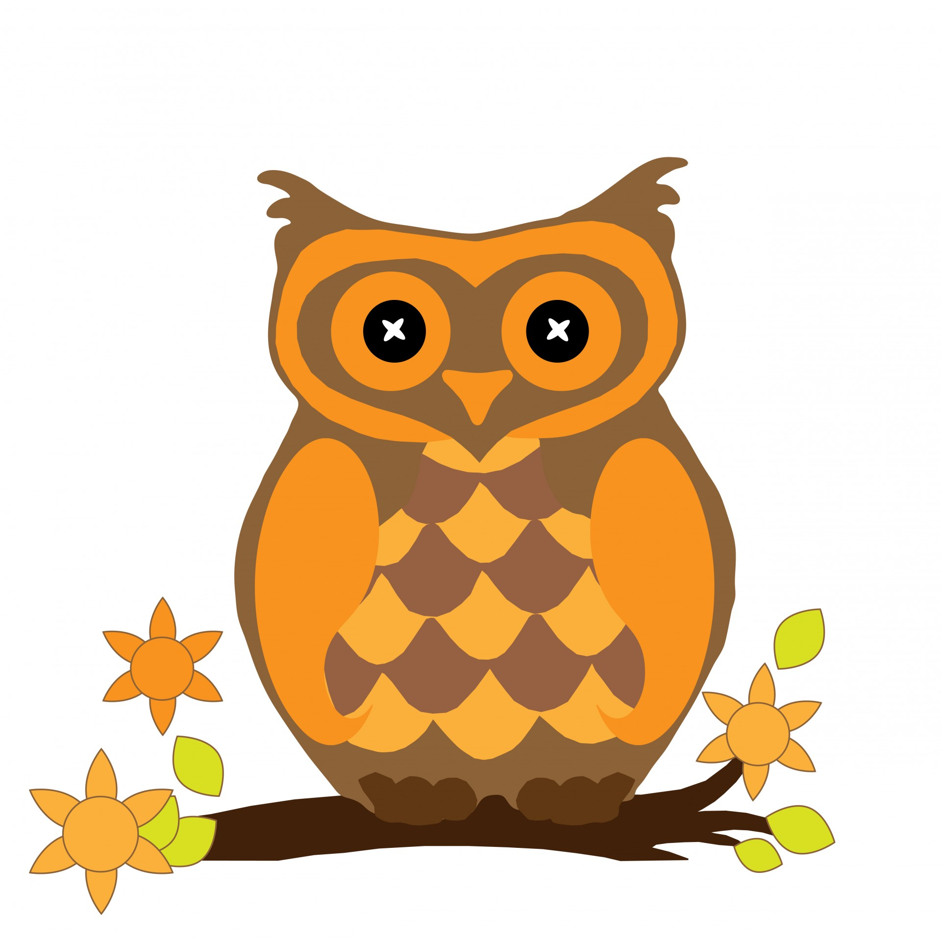 Halloween Owl Clipart | Free download on ClipArtMag