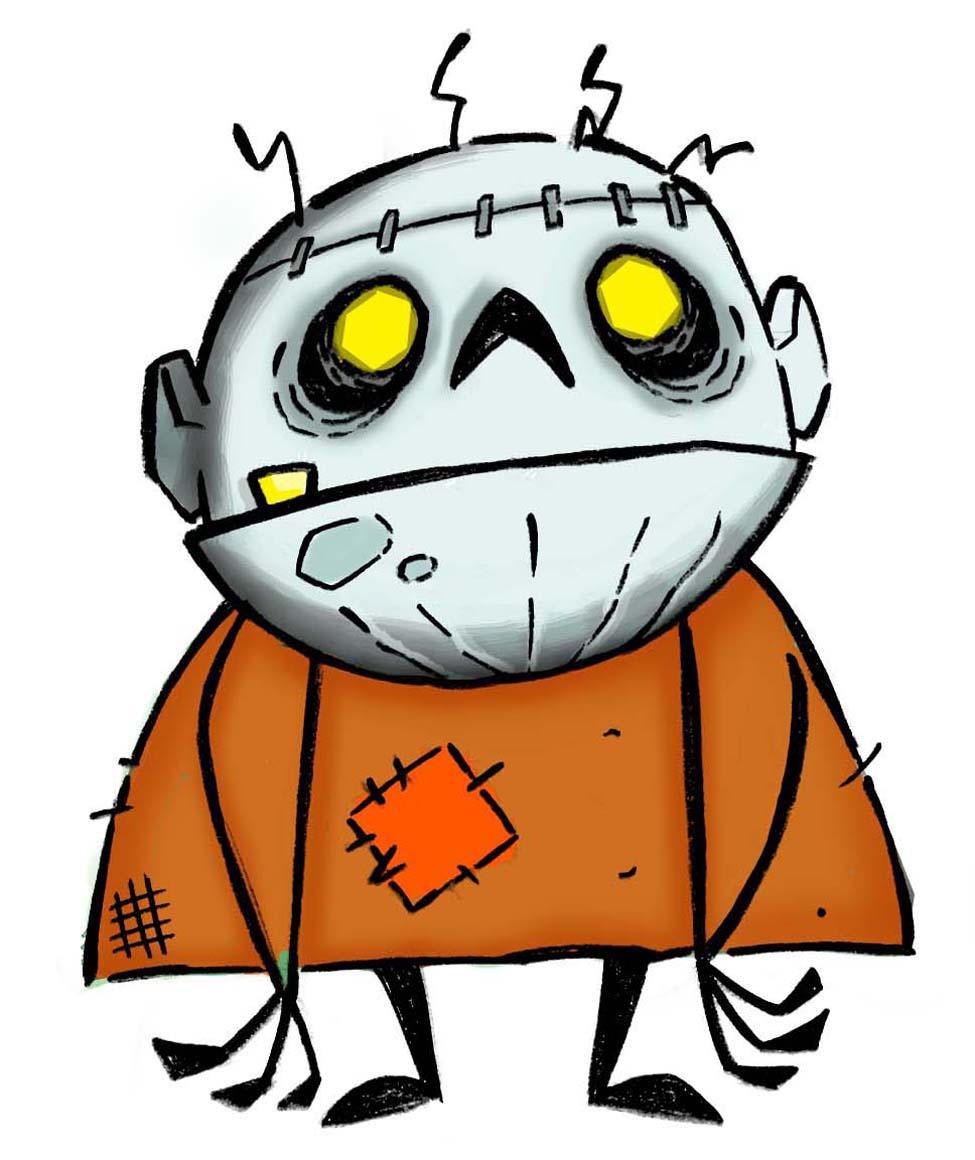 975x1160 Frederator Studios Blogs Bronk Amp Bongo Happy Halloween