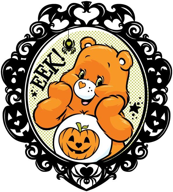 594x659 122 Best Care Bear Halloween Images Care Bears