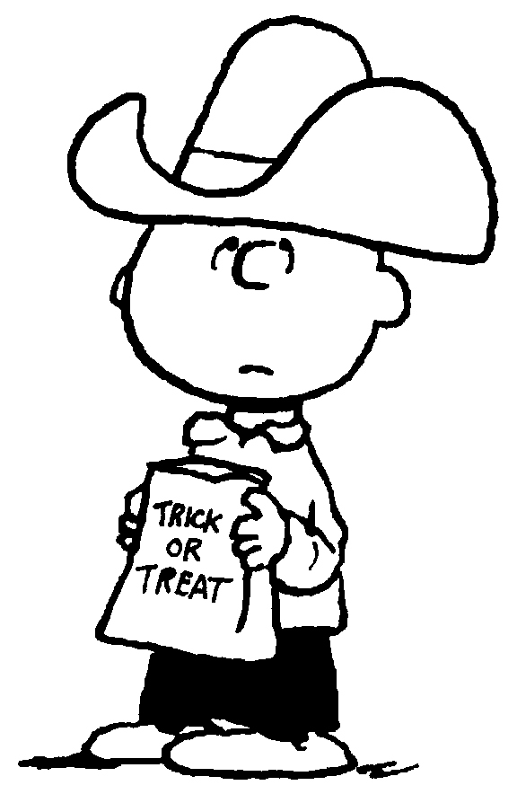 576x884 Printable Halloween Coloring Pages Peanuts Halloween Cartoon