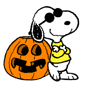 301x295 Charlie Brown Halloween Clipart