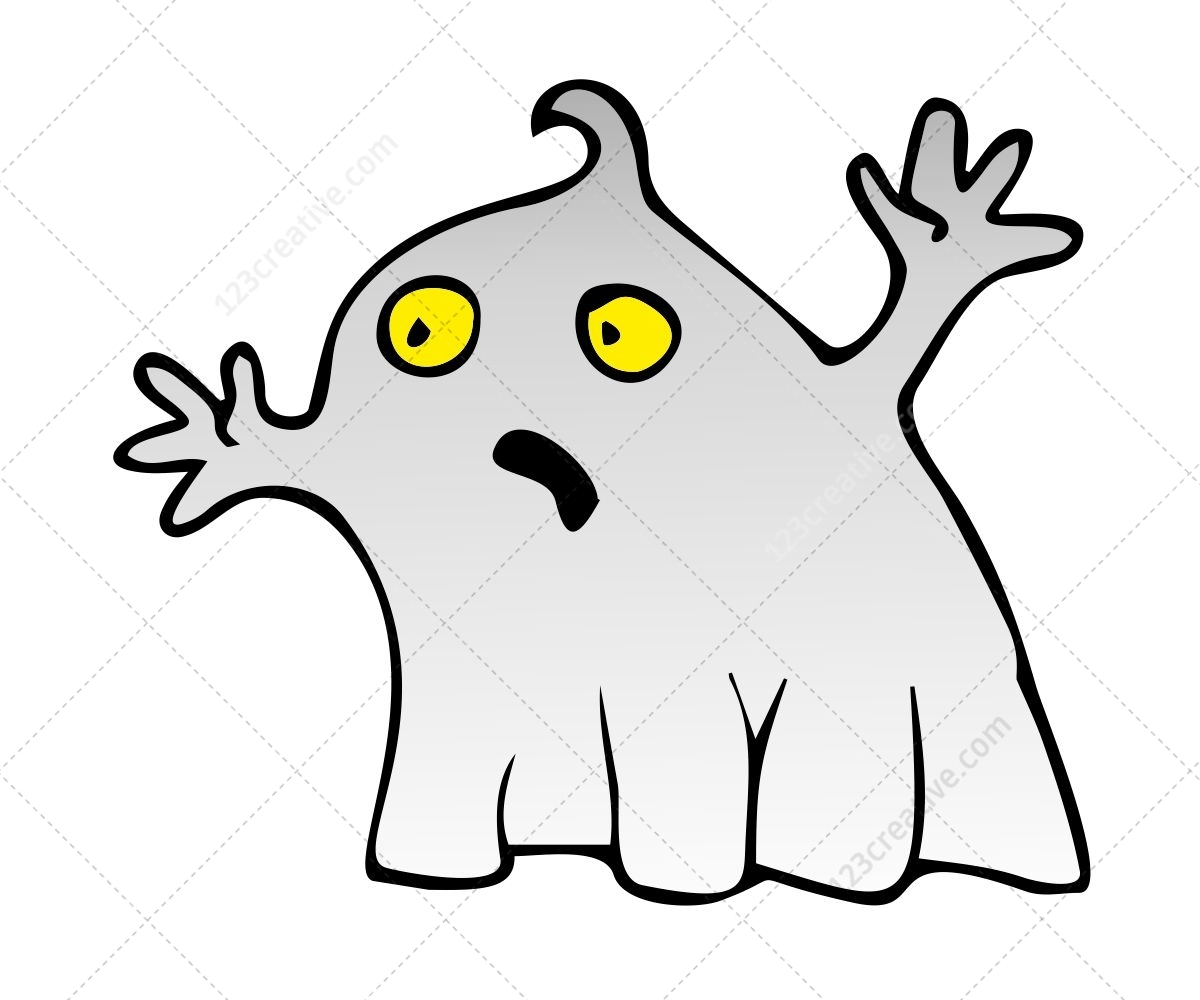 1200x1000 Ghost Vector Pack