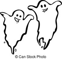 205x194 Ghosts Clipart